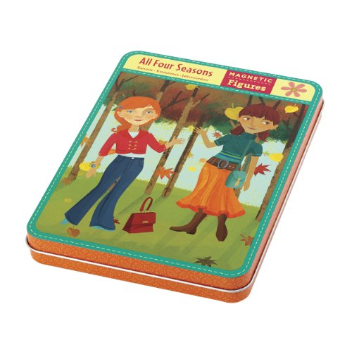 9780735332003: All Four Seasons Magnetic Figures