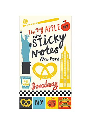 9780735332133: The Big Apple Mini Sticky Notes