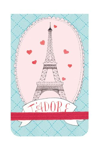 9780735332218: Paris Mini Journal: J'adore