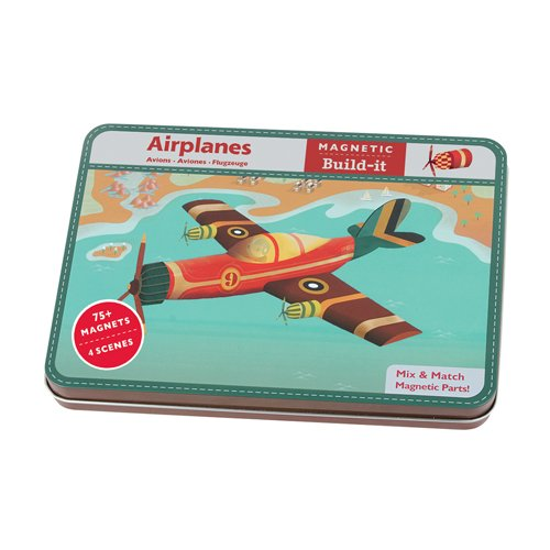 9780735332249: Airplanes Magnetic Design Set