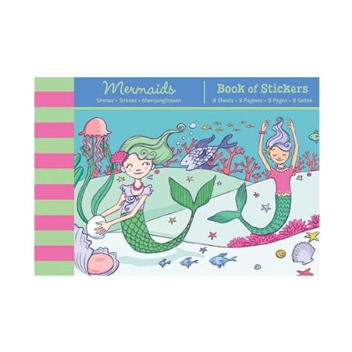 9780735332263: Mermaids Book of Stickers