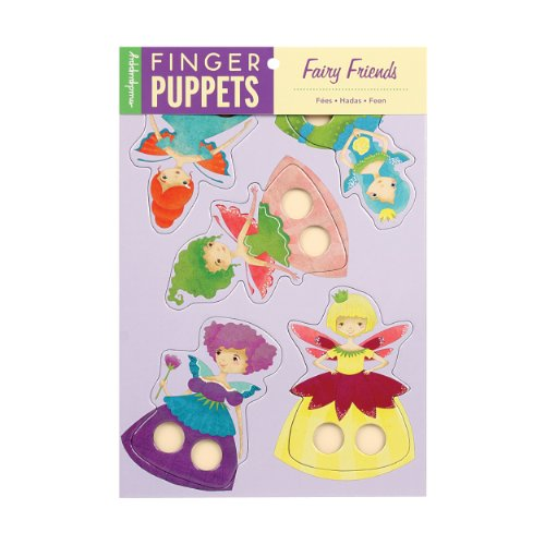 9780735332348: Fairy Friends Finger Puppets