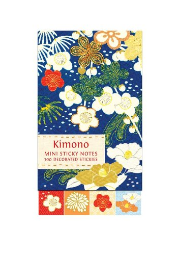 9780735332522: V&a Kimono Mini Sticky Notes