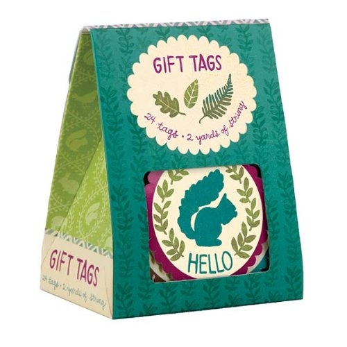9780735332591: Woodland Gift Tags