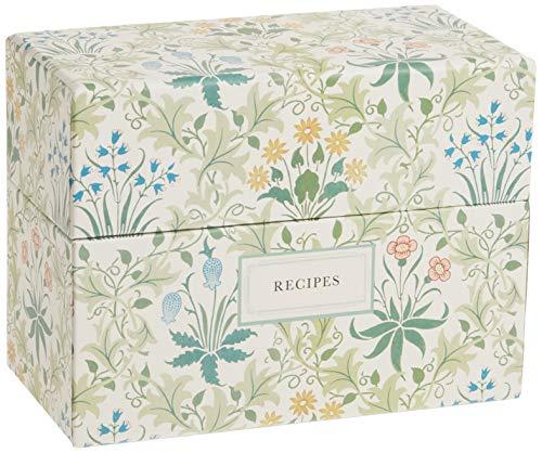 9780735332638: William Morris Recipe Box
