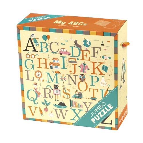 9780735332683: My ABCs Jumbo Puzzle