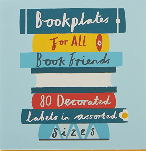 9780735332829: Bookplates for All Book Friends