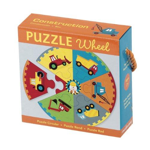 9780735332881: Construction Puzzle Wheel