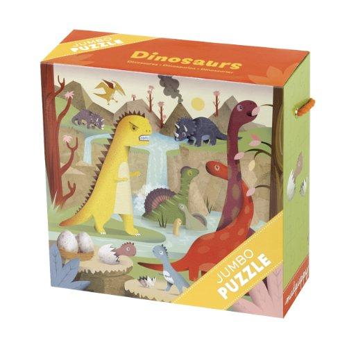 9780735333062: Dinosaurs Jumbo Puzzle