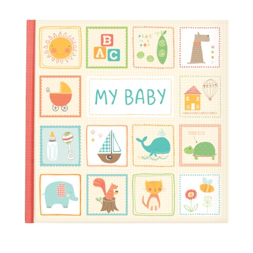 9780735333215: Playful Animals Baby Book