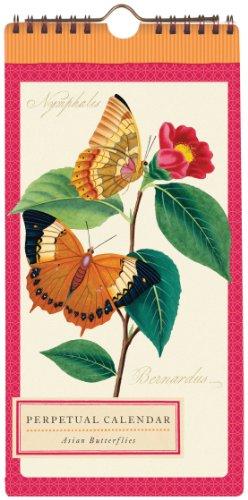 9780735333222: Asian Butterflies Perpetual Calendar