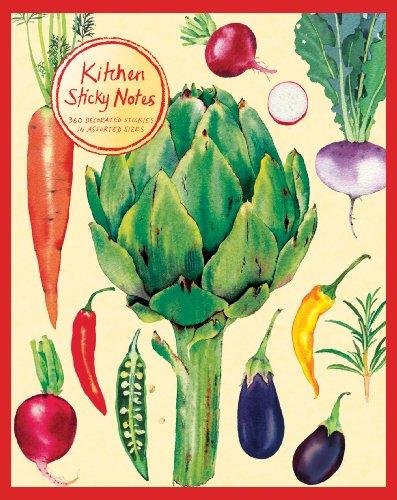 9780735333314: Mary Woodin Kitchen Sticky Notes