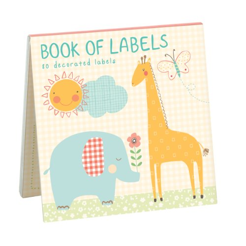 9780735333369: Playful Animals Book of Labels