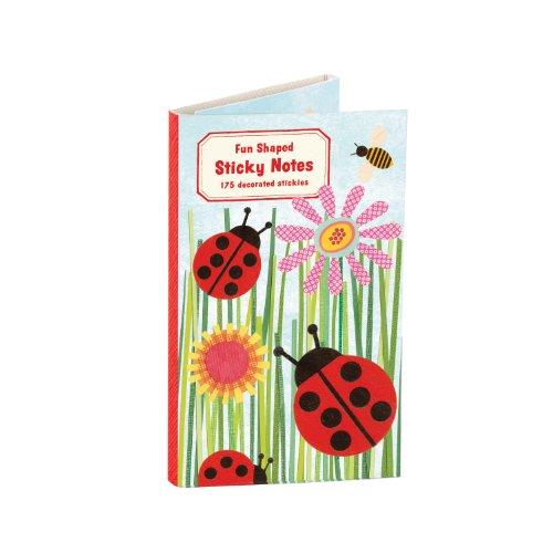 9780735333659: Ladybugs Fun Shaped Sticky Notes