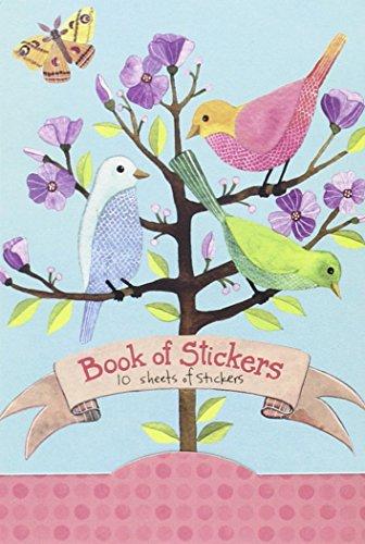 9780735333703: Book of Stickers: Avian Friends