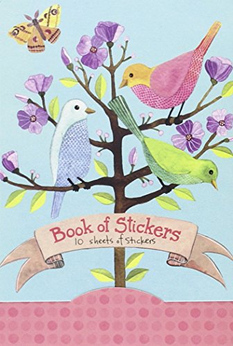 9780735333703: Avian Friends Book of Stickers