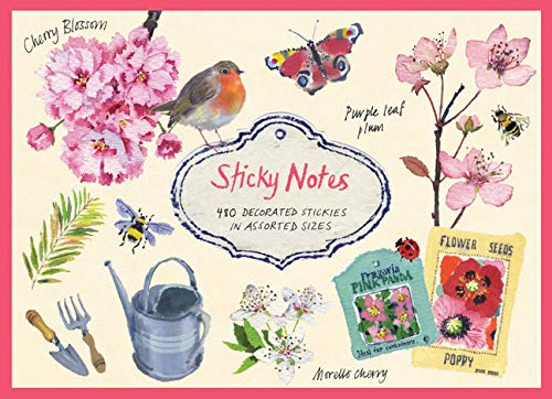 9780735333727: Sticky Notes: Cherry Blossom Garden