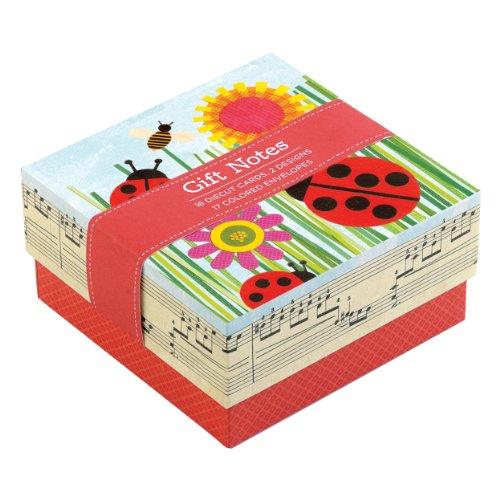 9780735333765: Ladybugs Gift Notes