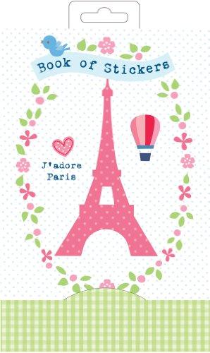 9780735333925: Paris Book of Stickers