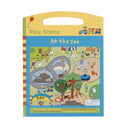 9780735334014: At the Zoo Play Scene (Play Scenes)