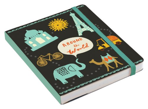 9780735334076: Pocket Planner: Around the World