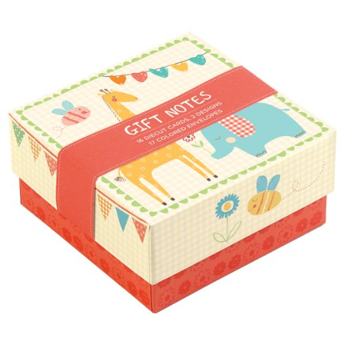 9780735334083: Playful Animals Gift Notes