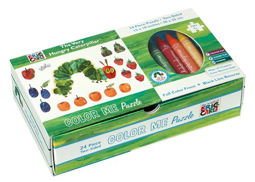 9780735334151: The World of Eric Carle(tm) Color Me Puzzle