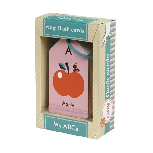 9780735334212: My ABC's Ring Flash Cards