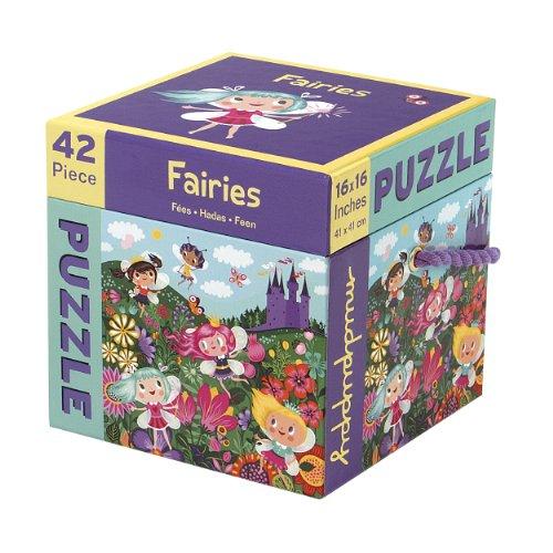 9780735334427: Fairies 42 Piece Puzzle
