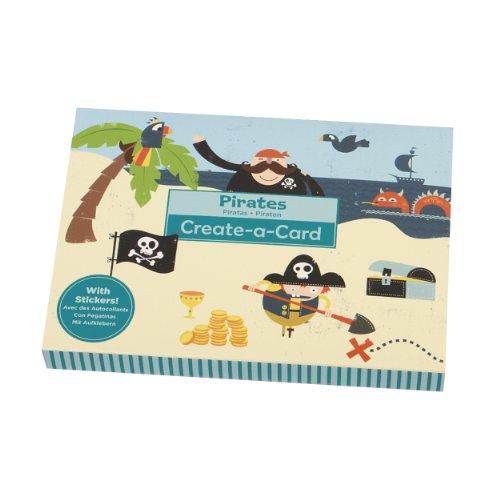 9780735334434: Pirates Create-A-Card