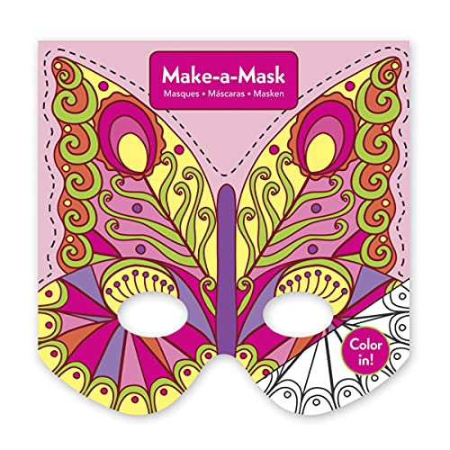 9780735334489: Butterflies Make-A-Mask