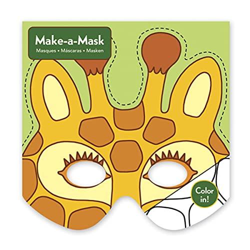 9780735334502: Jungle Animals Make-A-Mask