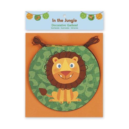 9780735334755: In the Jungle Decorative Garland