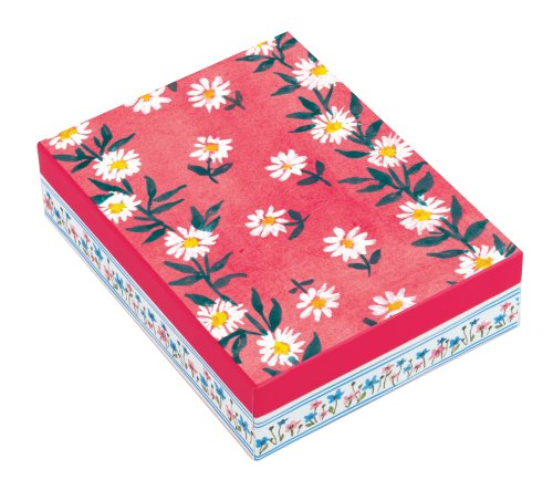 9780735334915: 1950's Floral Correspondence Cards