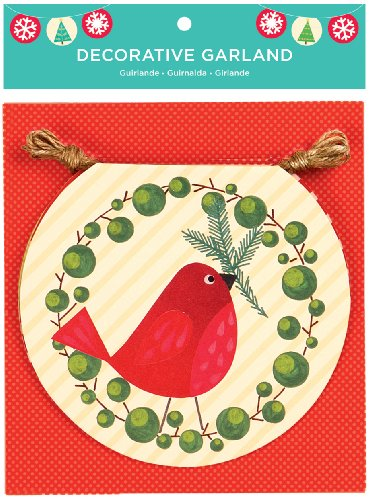 9780735335035: Treetop Birds Decorative Garland