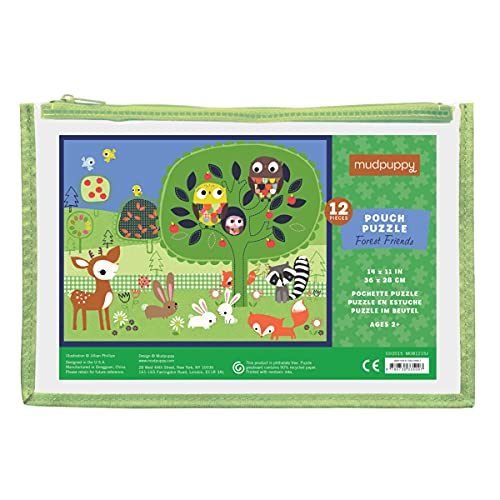 9780735335097: Forest Friends 12 Piece Puzzle