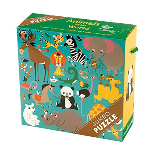 9780735335103: Animals of the World Jumbo Puzzle