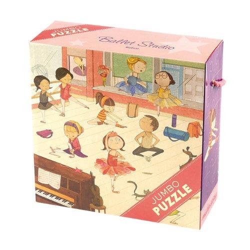 9780735335110: Ballet Studio Jumbo Puzzle