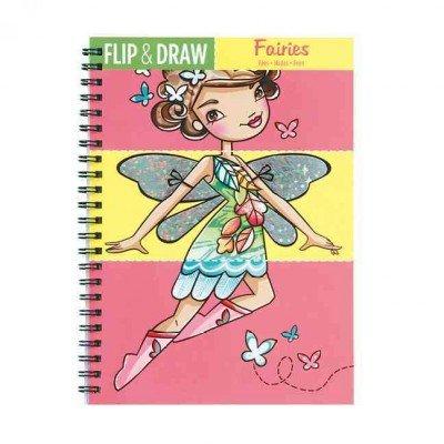 9780735335141: Fairies Flip & Draw