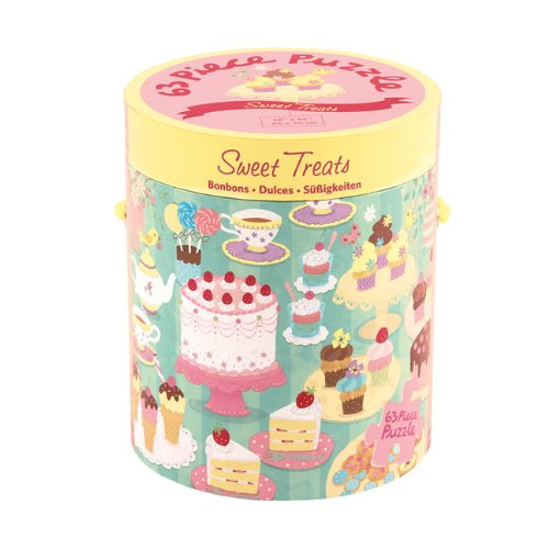 9780735335172: Sweet Treats 63 Piece Puzzle