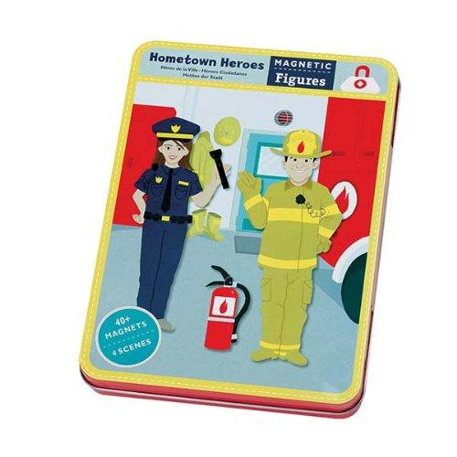9780735335226: Hometown Heroes Magnetic Figures