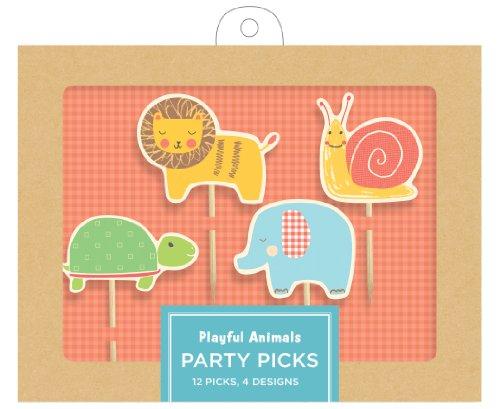 9780735335356: Playful Animals Party Picks