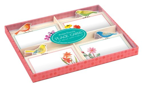 9780735335462: Avian Friends Party Place Cards
