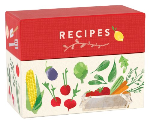 9780735335479: My Recipes Recipe Box