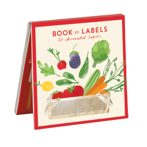 9780735335493: My Recipes Book of Labels