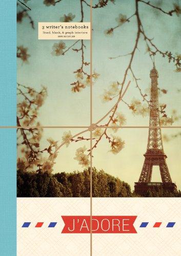 9780735335509: Paris Eco Writer's Notebook
