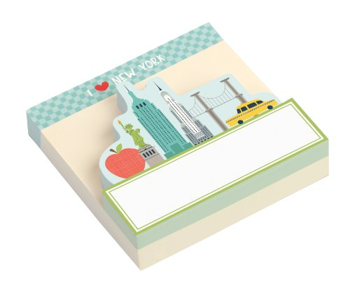 9780735335592: New York Shaped Memo Pad