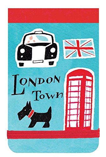 9780735335639: London Town Mini Journal