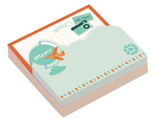 9780735335707: Travel Shaped Memo Pads