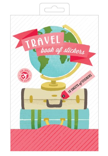 9780735336339: Travel Book of Stickers